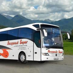 """""""Mercedes-Benz Tourismo"""" А 320 НС 67 2012 год"""