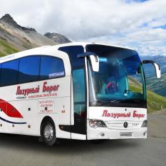 """""""Mercedes-Benz Travego"""" А 357 ВВ 67 2013 год"""