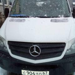 """Mercedes-Sprinter"" С 904 ТО 67"